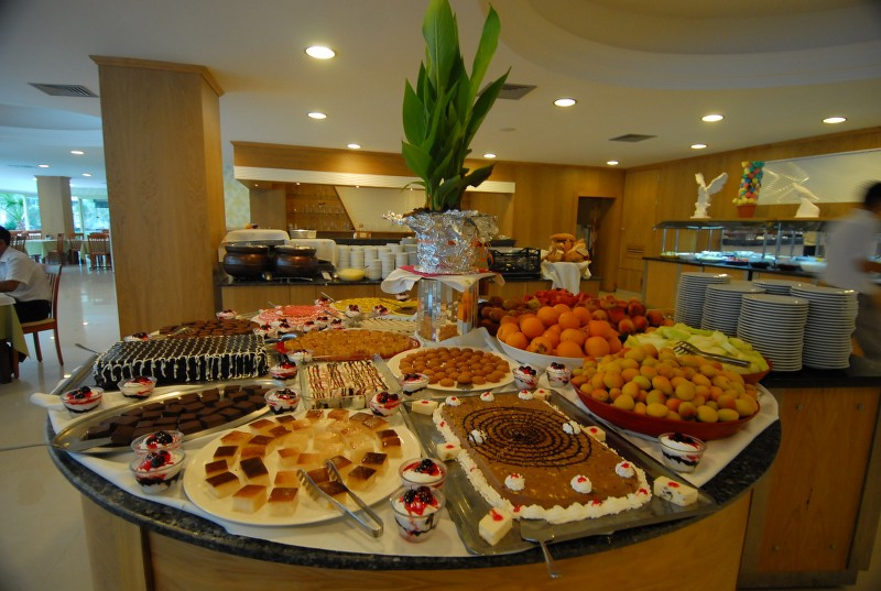 Mirage world marmaris hotel food beverage for All inclusive food and drink resorts